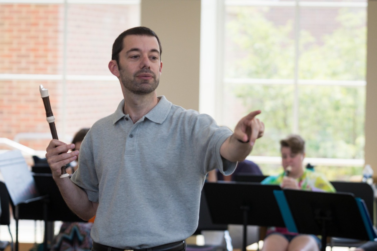 August 3 - 4: Elemental Explorations: Orff Process in Games and Interdisciplinary Lessons