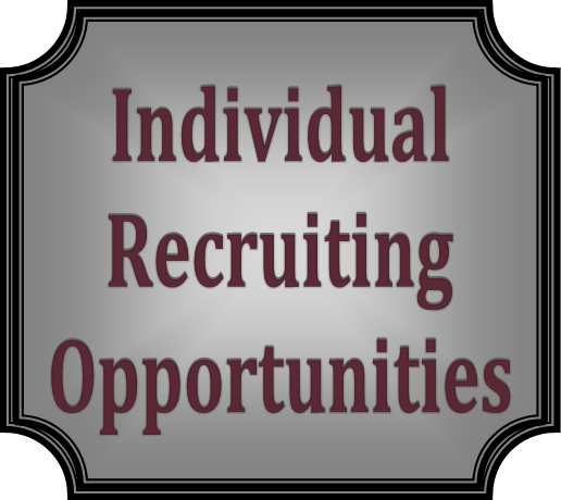 Individual Recruiting Opportunities