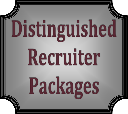 Recruiter Packages 2017-2018