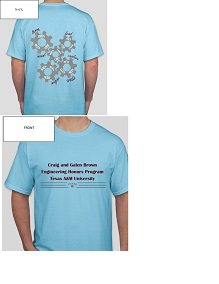 Engineering Honors T-Shirt