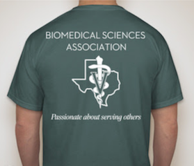 BSA T-Shirt: Passionate About Serving Others