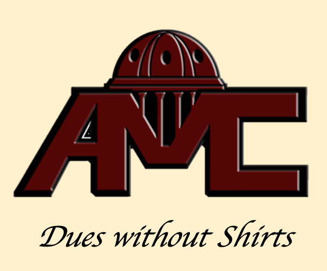 Fall 2019 Dues without Date Party Shirts