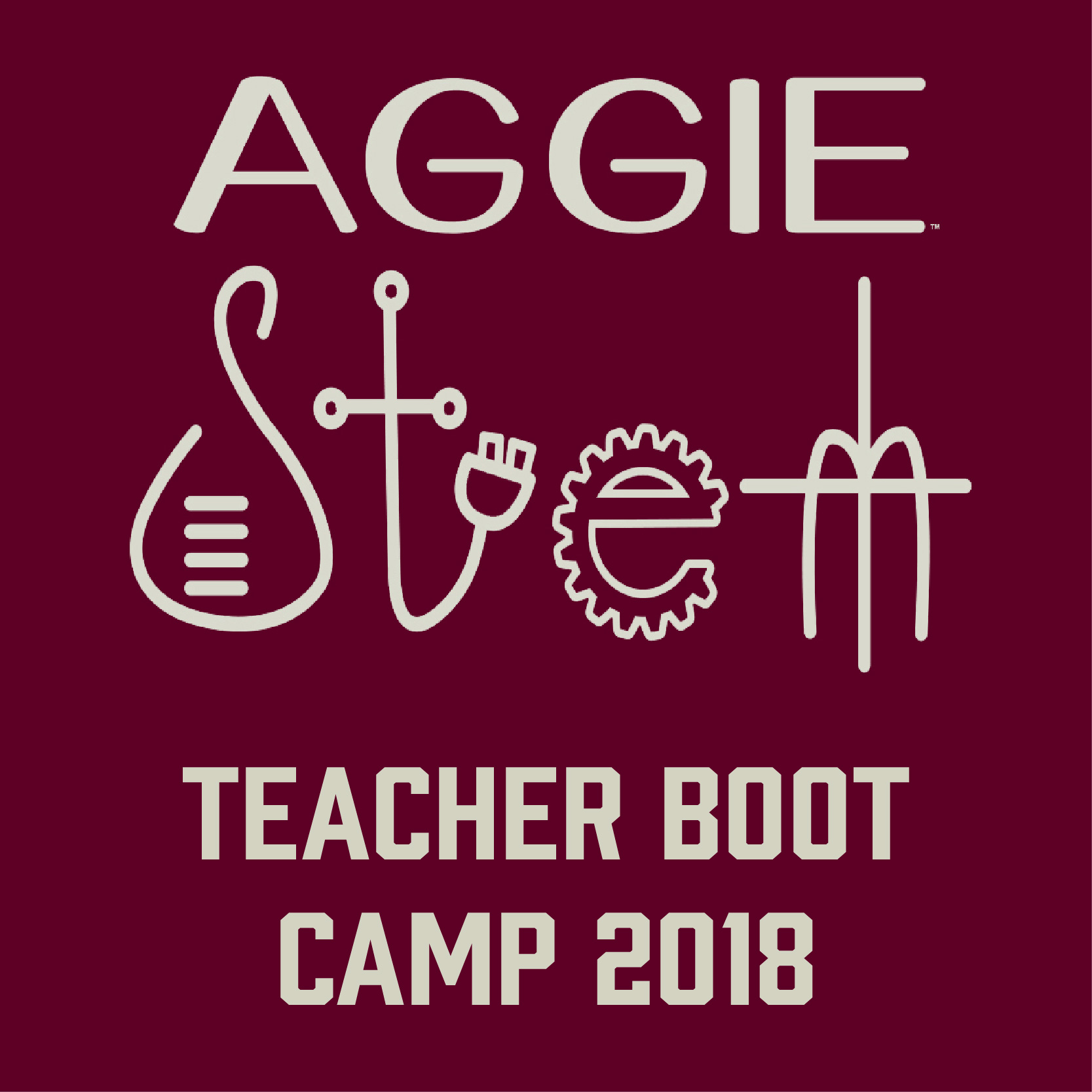 Aggie STEM Teacher Boot Camp 2018