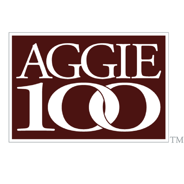 Aggie 100 Trophies