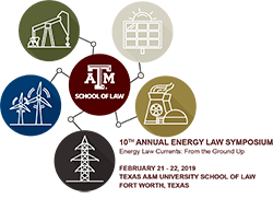 2019 Energy Law Symposium