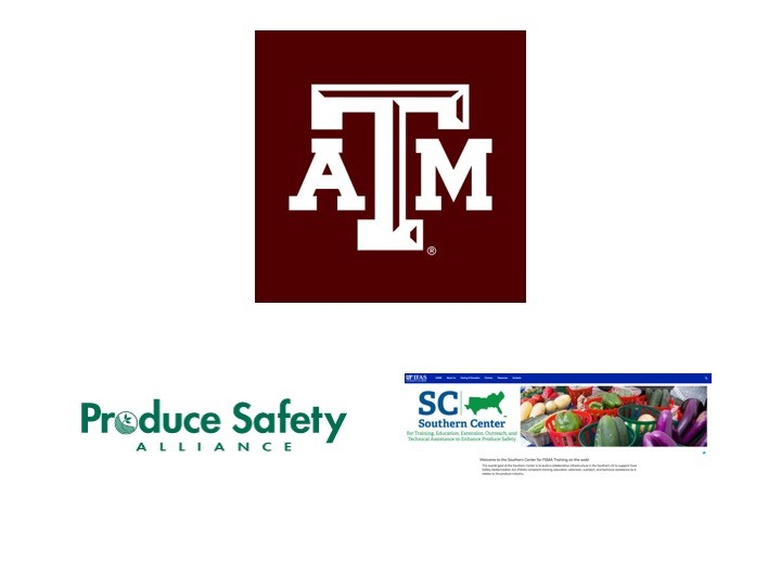 Produce Safety Growers Training