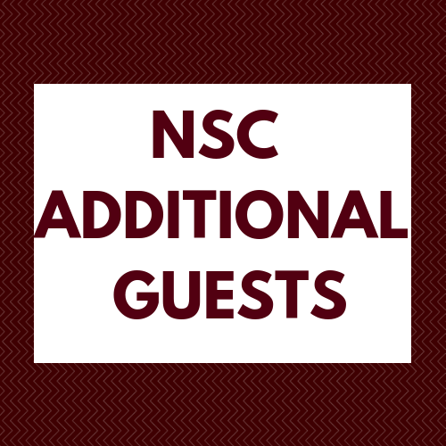 NSC Additional Guest Registration