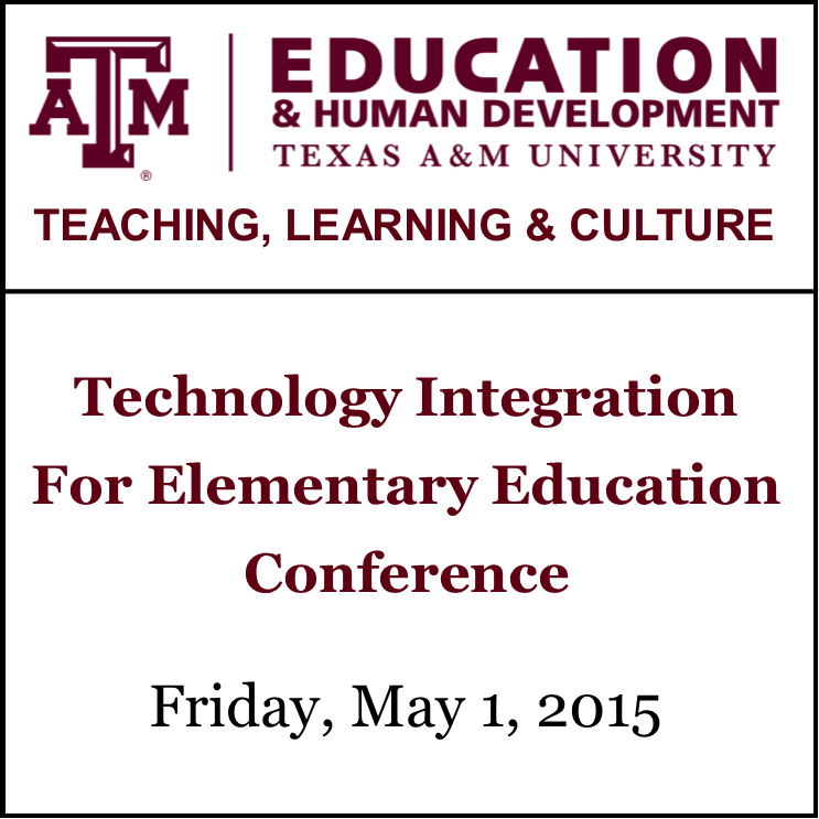 Elementary Ed Tech Conference