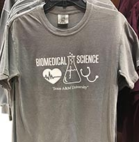 Biomedical Science T-Shirts - grey