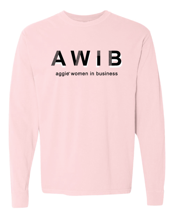 Pink Long Sleeve - Fall 2017