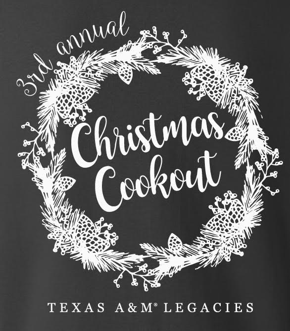 Christmas Cookout Ticket