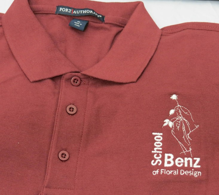 Clothing - ON SALE  Benz Polo Shirt - Light Color
