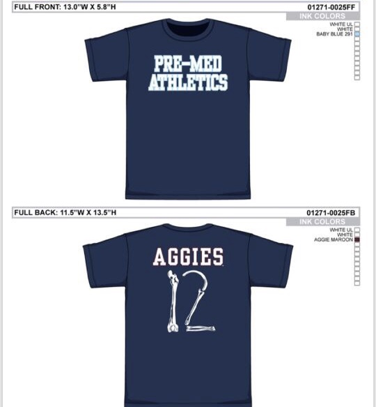 Intramurals T-shirts