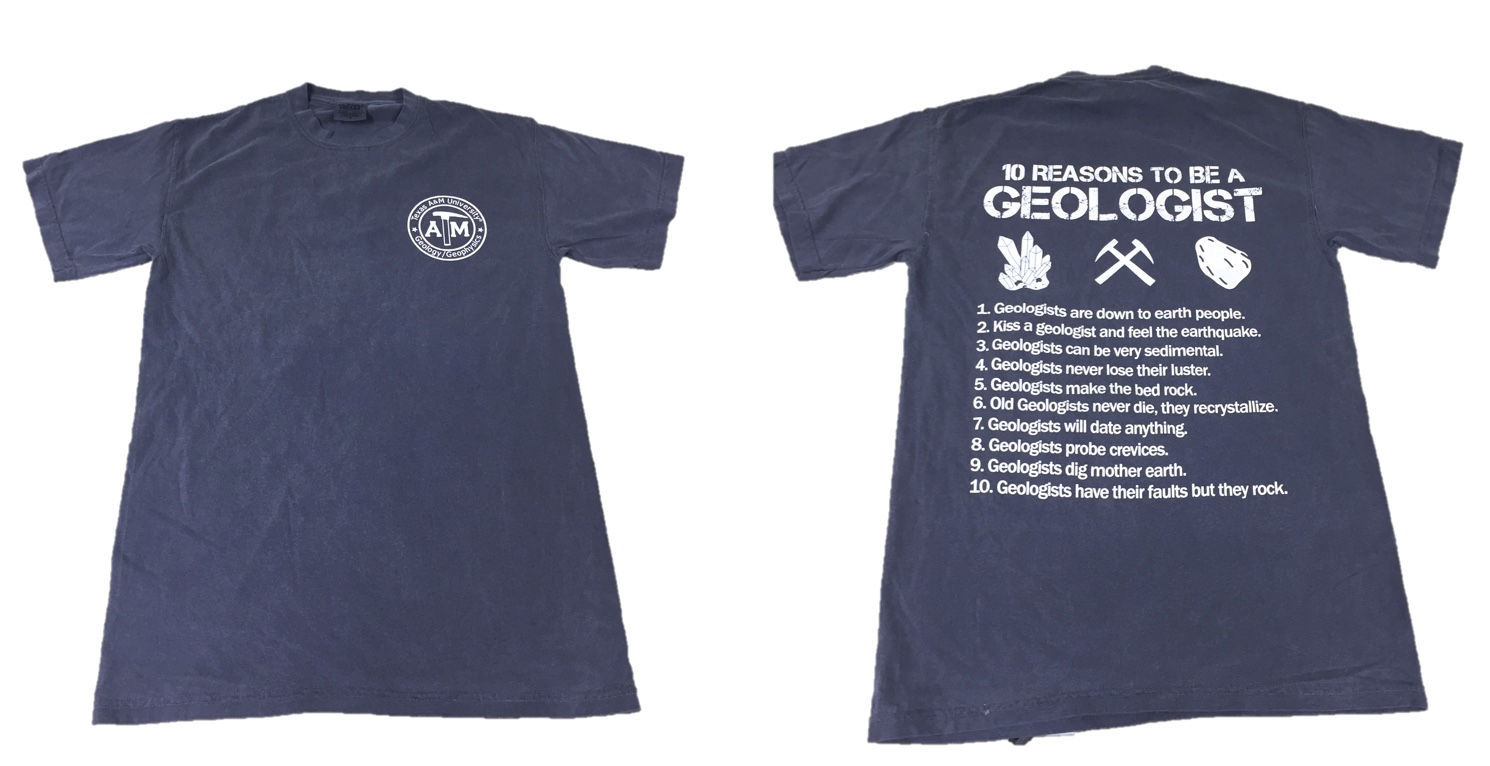 Top 10 Reasons to be a Geologist T-Shirt