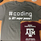 Summer Computing Academy T-Shirts