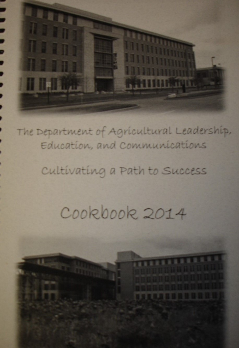 ALEC Cook Book 2014 - Cultivating a Path to Success