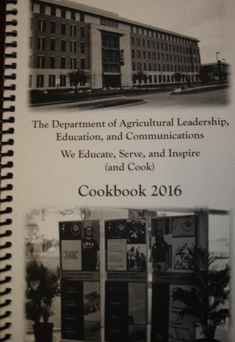 ALEC Cook Book 2016 - We Educate, Serve, and Inspire (and Cook)