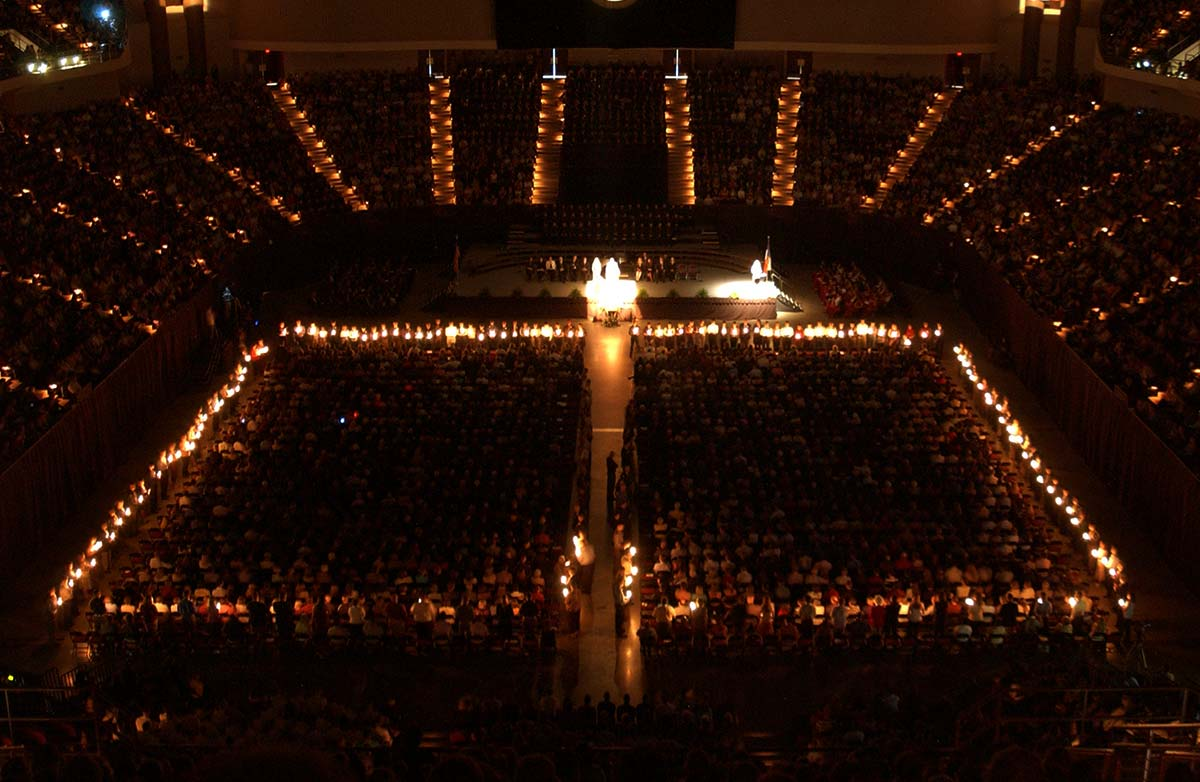Aggie Muster Video