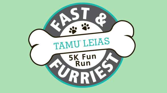 LEIAS Fun Run Registration WITH DOG
