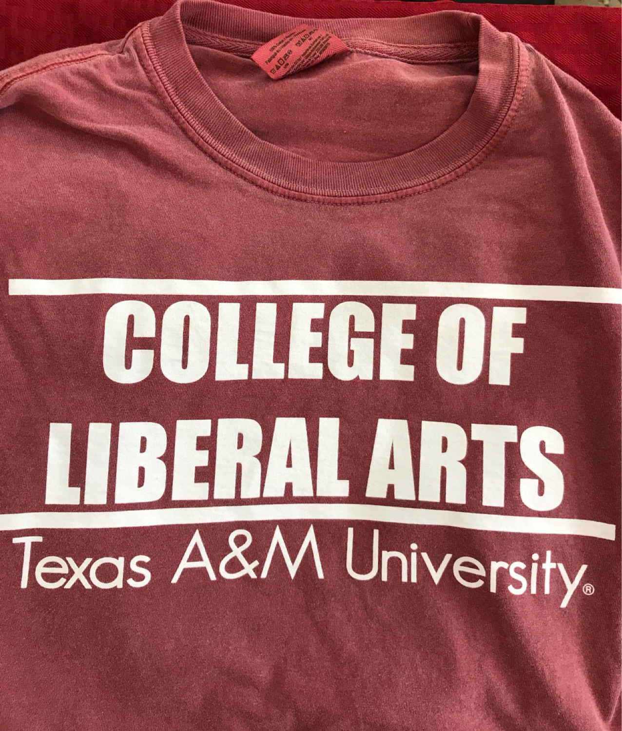 College of Liberal Arts Long Sleeve T-Shirt