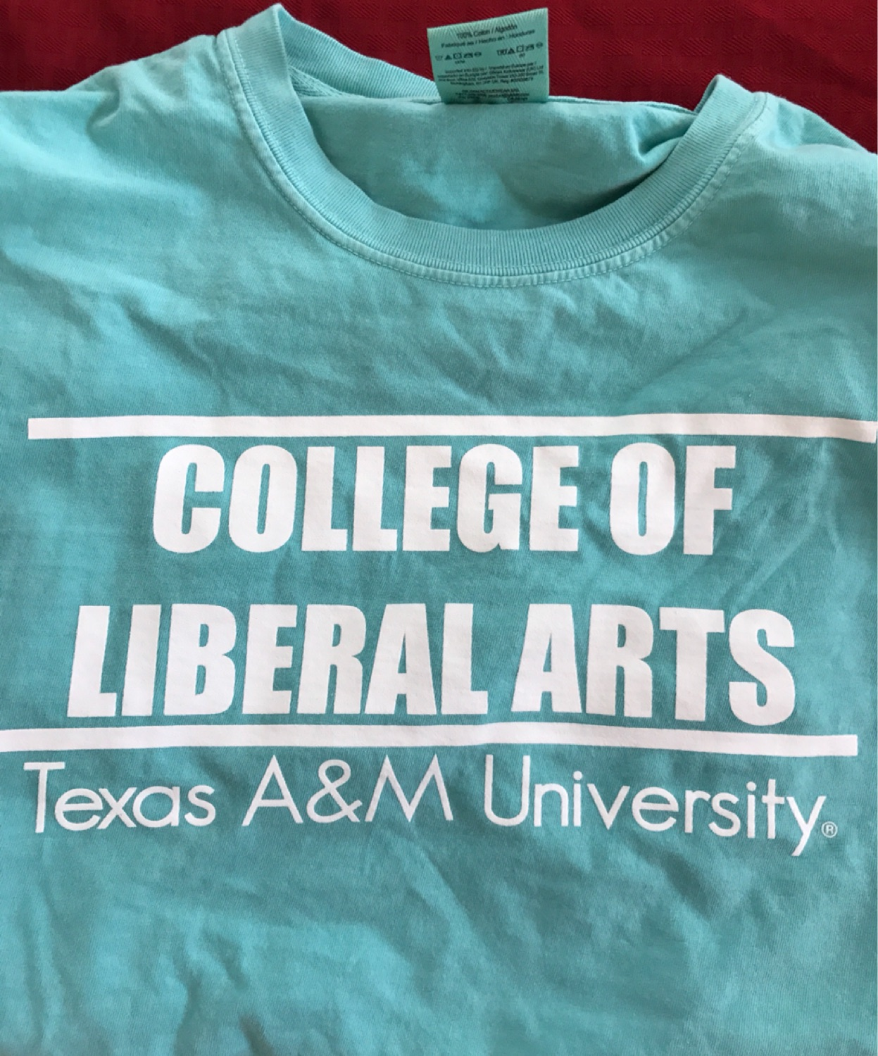 College of Liberal Arts Short Sleeve T-Shirt