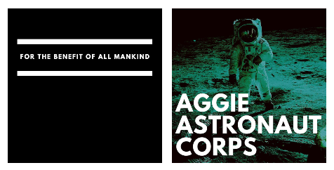 Aggie Astronaut Corps T-Shirt