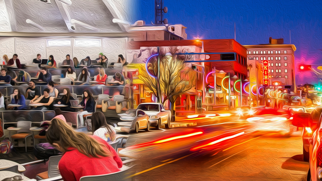 the university of new mexico marketplace