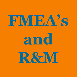 PM Optimization and FMEA's (Sept. 15-17, 2020)