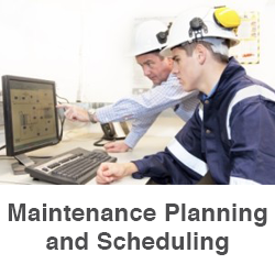 Maintenance Planning and Scheduling (November 19-21, 2019)