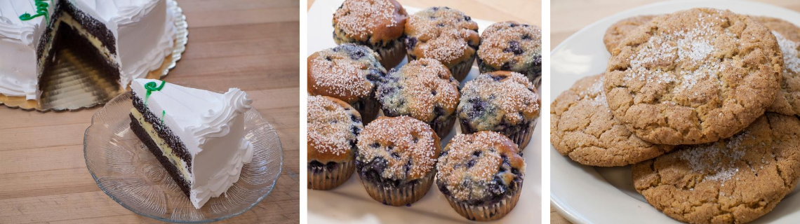 Cake Blueberry Muffins Snickerdoodles