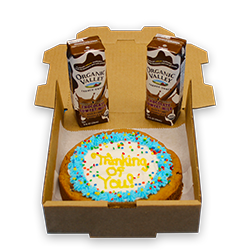 Ginormous Decorated Cookie - Package E