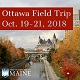 Fall 2018 Ottawa Field Trip
