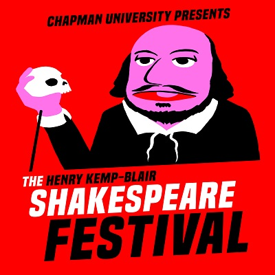 44th Annual Henry Kemp-Blair Shakespeare Festival T-shirt Sales